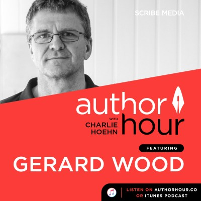 Author House Host Gerard Wood